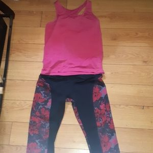 Womens workout outfit